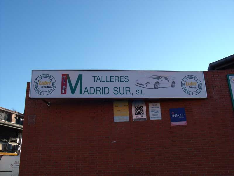 Chapa Y Pintura Talleres Madrid Sur