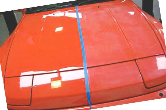 Talleres Madrid Sur - Como cuidar la pintura de la carrocería de tu coche 2